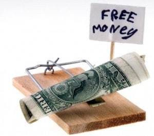 Free Money Scam