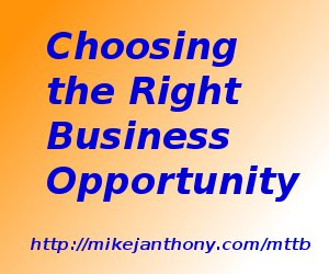 choosing-the-right-business-opportunity