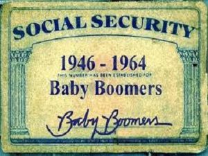Online Business Baby Boomers