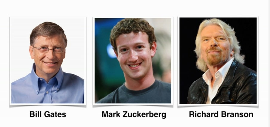 What Do These 3 Billionaires Have In Common?